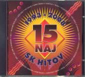 VARIOUS  - CD 15 NAJ SK HITOV