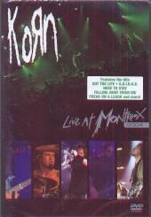 KORN  - DVD LIVE AT MONTREUX 2004