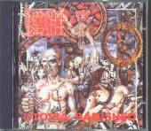 NAPALM DEATH  - CD UTOPIA BANISHED