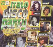 VARIOUS  - CD ITALO DISCO PARTY 2CD NONSTOP