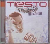 DJ TIESTO  - CD ELEMENTS OF LIFE.. [DIGI]