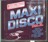 VARIOUS  - CD MAXI DISCO 02