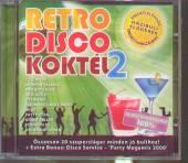 VARIOUS  - CD RETRO DISCO COCKTAIL 2