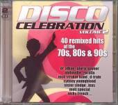 VARIOUS  - 2xCD DISCO CELEBRATION VOL. 2 2007