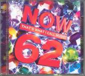 VARIOUS  - 2xCD NOW 62