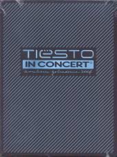 DJ TIESTO  - 2xDVD IN CONCERT 2004