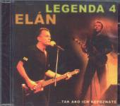 ELAN  - CD LEGENDA 4 - TAK, AKO ICH NEPOZNATE