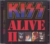 KISS  - 2xCD ALIVE II [R]