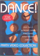 VARIOUS  - DVD DANCE PARTY COLLECTION