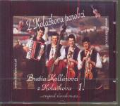 KOLLAROVCI  - CD 01 Z KOLACKOVA PAROBCI