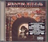 MASTA KILLA  - CD MADE IN BROOKLYN