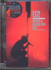 U2  - DVD LIVE AT RED ROCKS-UNDER A BLOO