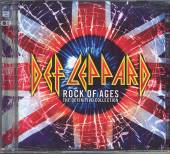 DEF LEPPARD  - 2xCD ROCK OF AGES: DEFINITIVE