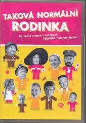 FILM  - DVD TAKOVA NORMALNI RODINKA DVD