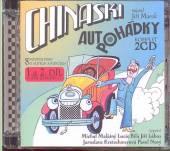 CHINASKI  - 2xCD AUTOPOHADKY 1+2