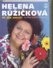 RUZICKOVA HELENA  - DVD AT ZIJE SMICH! /..