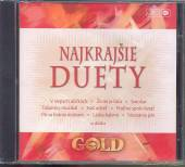 VARIOUS  - CD GOLD – DUETY
