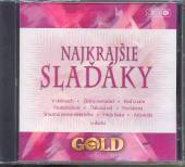 VARIOUS  - CD GOLD – NAJKRAJSIE SLADAKY