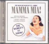MUZIKAL  - CD MAMMA MIA