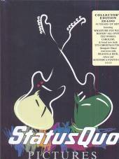 STATUS QUO  - CD PICTURES: 40 YEARS OF HITS