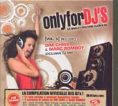 VARIOUS  - 4xCD ONLY FOR DJ'S VOL.5