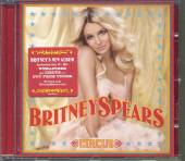 SPEARS BRITNEY  - CD CIRCUS