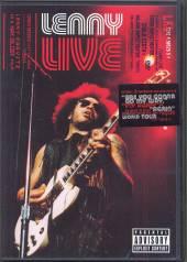 KRAVITZ LENNY  - DVD LENNY LIVE