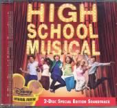 HIGH SCHOOL MUSICAL DVD  - CD HIGH SCHOOL MUSICAL DVD