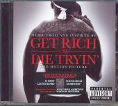 50 CENT  - CD GET RICH OR DIE TRYIN'
