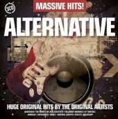 VARIOUS  - CD MASSIVE HITS!: ALTERNATIVE