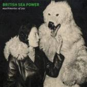 BRITISH SEA POWER  - CD MACHINERIES OF JOY