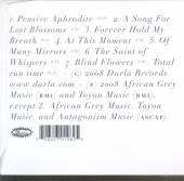 SONG FOR LOST BLOSSOMS - supershop.sk