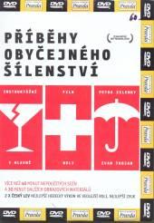 FILM  - DVP PRIBEHY OBYCEJNEHO SILENSTVI
