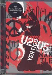 U2  - DVD VERTIGO 2005 LIVE CHICAGO