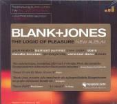 BLANK & JONES  - CD+DVD THE LOGIC OF PLEASURE