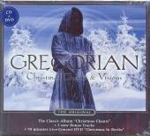 GREGORIAN  - CD CHRISTMAS CHANTS & VISIONS