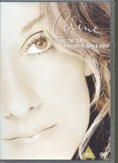 DION CELINE  - DVD ALL THE WAY...A ..