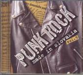 VARIOUS  - CD PUNK ROCK 5 MADE IN SLOVAKIA