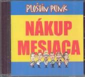 PLOSTIN PUNK  - CD NAKUP MESIACA