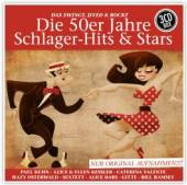 VARIOUS  - CD DIE 50ER JAHRE SCHLAGER-HITS &