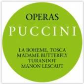 PUCCINI GIACOMO  - 10xCD OPERAS
