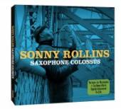 ROLLINS SONNY  - 2xCD SAXOPHONE COLOSSUS
