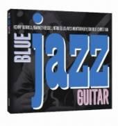 VARIOUS  - 2xCD BLUE JAZZ GUITAR