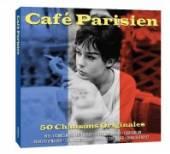 VARIOUS  - 2xCD CAFE PARISIEN 50 CHANSONS ORIG.