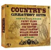 VARIOUS  - 3xCD COUNTRY'S GREATEST HITS