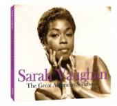 VAUGHAN SARAH  - 2xCD GREAT AMERICAN SONG..