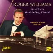 WILLIAMS ROGER  - 2xCD AMERICA'S BEST SELLING..