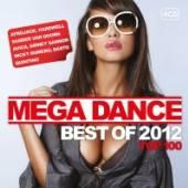 VARIOUS  - CD MEGA DANCE BEST OF 2012..