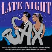 VARIOUS  - 2xCD LATE NIGHT SAX