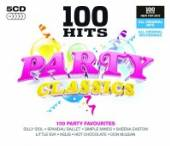 VARIOUS  - 5xCD 100 HITS PARTY CLASSICS
